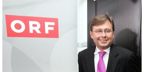 ORF mit ersten Themen-Schwerpunkt zufrieden