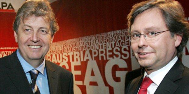 SP & VP feilschen nun doch um ORF-Paket