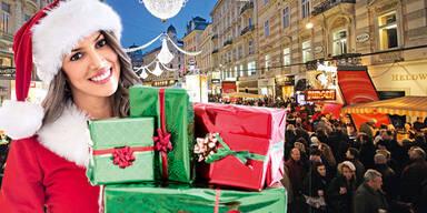 Heute startet Weihnachts-Mega-Shopping