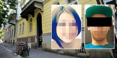 Sex-Mord in Graz: Opa und Enkel in Haft