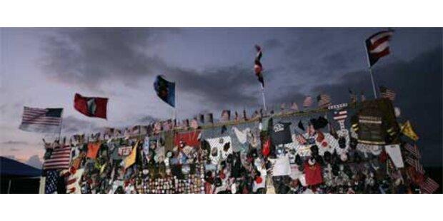 Amerika gedenkt den Toten des 11. September