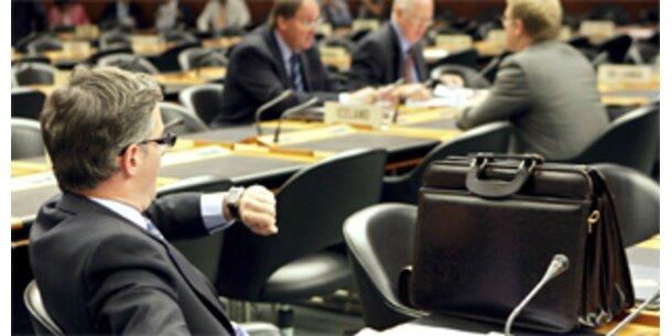 WTO-Gespräche kommen nicht voran
