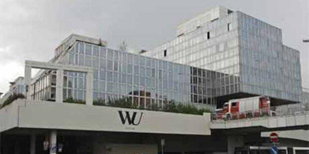 Stromausfall an der WU Wien