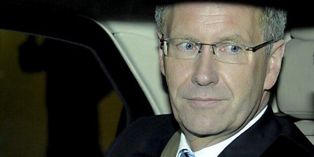 Staatsanwalt ermittelt gegen Wulff
