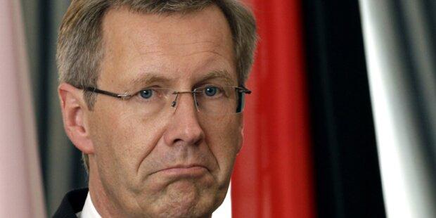Christian Wulff kündigt Erklärung an