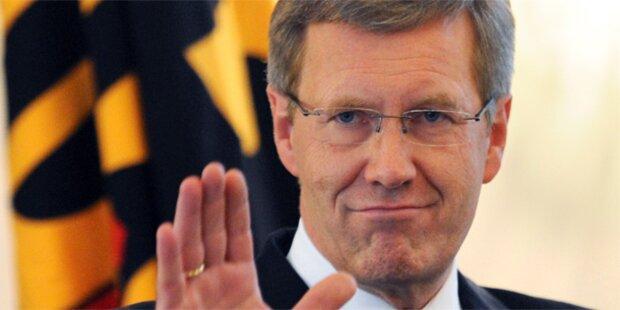 Deutscher Präsident drohte der Bildzeitung