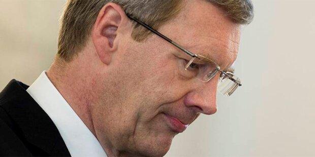 Ex-Präsident Wulff im Krankenhaus