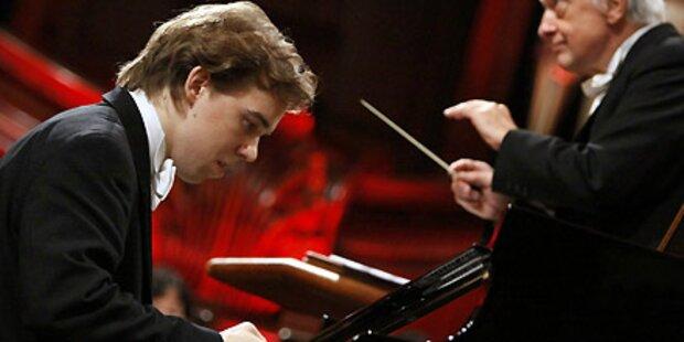 Österreicher Zweiter bei Piano-Preis