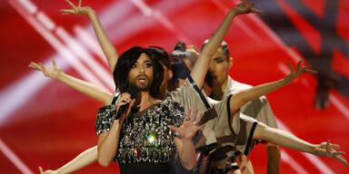 Erfolgs-Run für Conchita Wurst