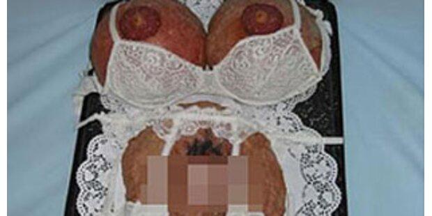 Erotische Wurst-Kunst aus Niederösterreich