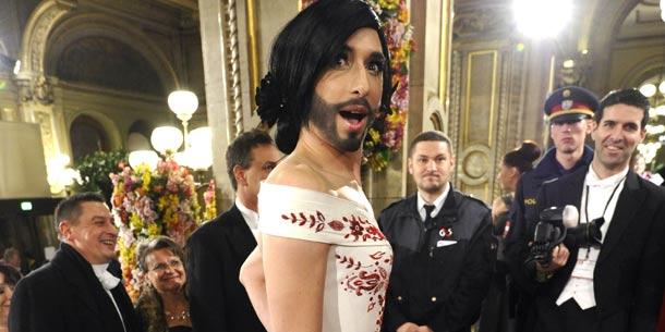 Opernball: Conchita Wurst