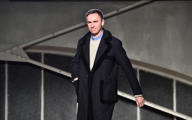 Raf Simons wird Chefdesigner bei Calvin Klein