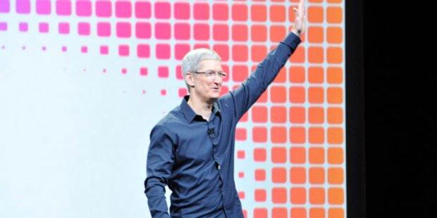 Apple stellte iOS 8 & Mac OS X Yosemite vor