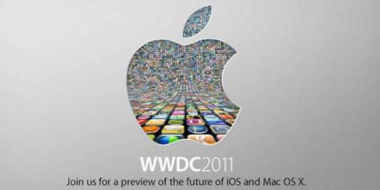 Steve Jobs stellt Mac OS Lion & iOS 5 selbst vor