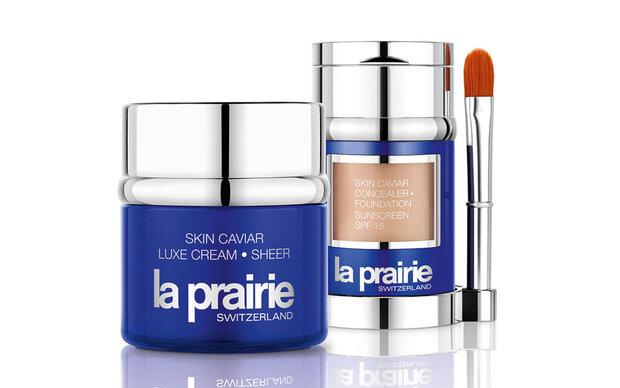 Luxus & Perfektion für die Haut