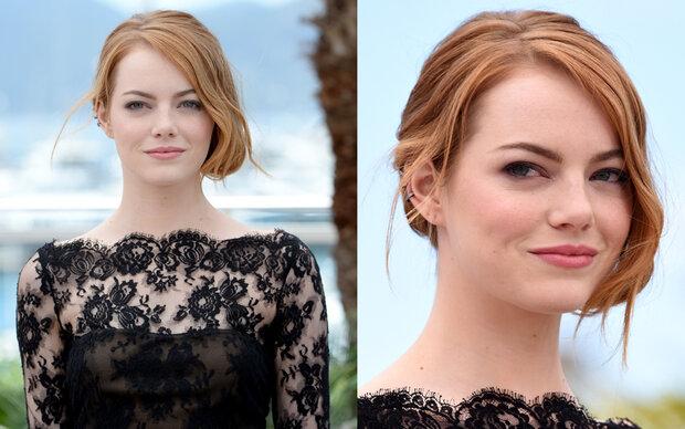 Emma Stone bezaubert in Cannes