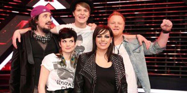 X-Factor: Wer schafft es ins Finale weiter?