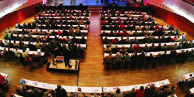 Neue Kongress-Halle geplant