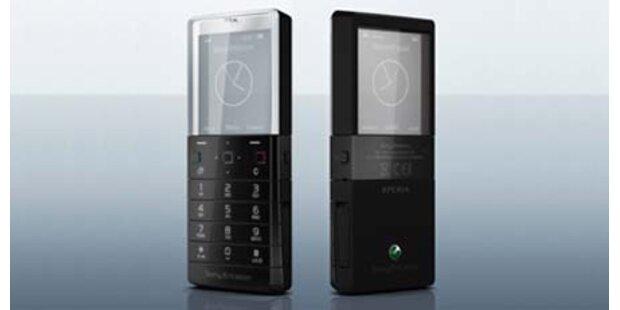 Erste Eindrücke vom durchsichtigen Handy