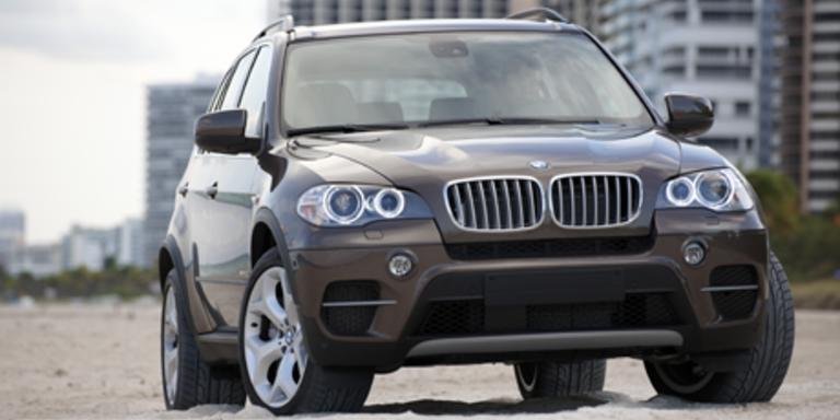 Nun startet der neue BMW X5