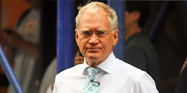 Letzte Talkshow mit David Letterman