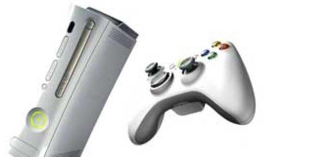 Bisher 17 Mio. Xbox-Konsolen verkauft