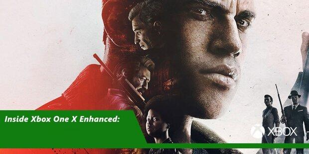 Xbox One X: Vorteile der Enhanced Titles