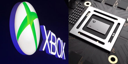 """Microsoft zeigt die Xbox """"Scorpio"""""""
