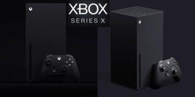 Microsoft hat Daten der Xbox Series X verraten