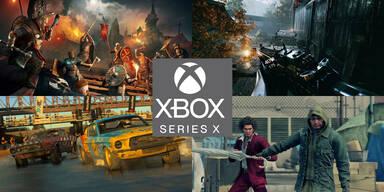 Xbox Series X: Das sind die ersten Top-Games
