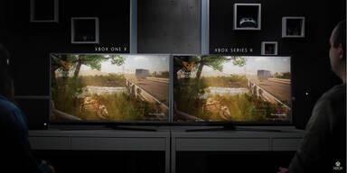 Xbox Series X lässt Xbox One X richtig alt aussehen