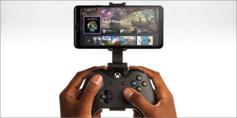 Xbox-Games laufen jetzt auch am Smartphone