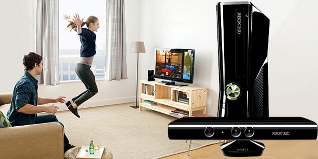 Kinect stellt