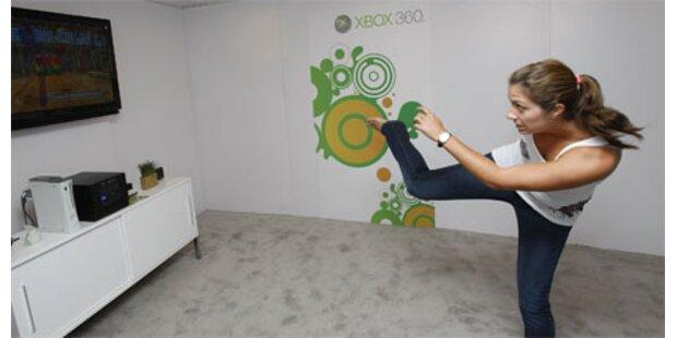 Microsoft revolutioniert Spielsteuerung