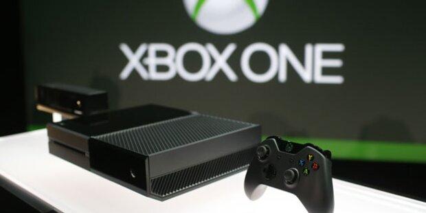 Alle Infos von der neuen Xbox ONE