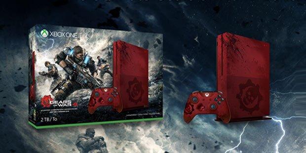 Erstes Xbox One S Bundle mit Top-Game