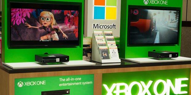 Xbox-One-Update sorgt für Chaos