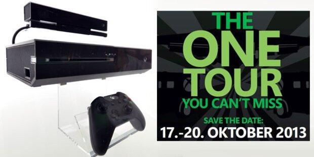 Großes Xbox One-Event in Wien