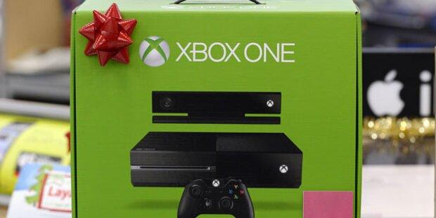 Microsoft hat 2 Mio. Xbox One verkauft