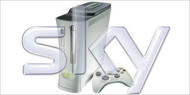 Sky kommt jetzt auf die Xbox 360