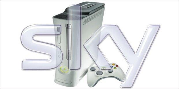 Sky Go ist jetzt via Xbox 360 erhältlich