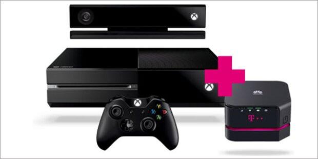 Xbox One-Bundle von T-Mobile