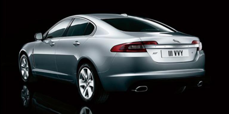 Der XF harmoniert mit dem 275 PS-Diesel perfekt