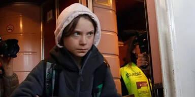 Thunberg mahnt: Zu wenig Bewusstsein für Klimakrise