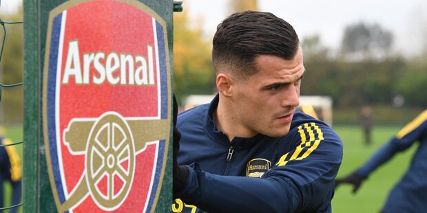 Aufreger: Xhaka als Arsenal-Kapitän abgesetzt