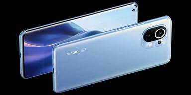 Xiaomi greift mit dem Mi 11 an