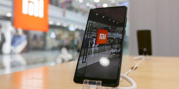 Xiaomi greift in Österreich voll an