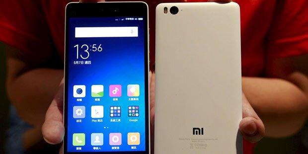Xiaomi überholt iPhones & Samsung-Handys