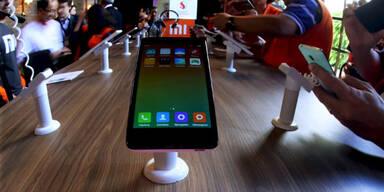 Xiaomi muss ersten Dämpfer hinnehmen
