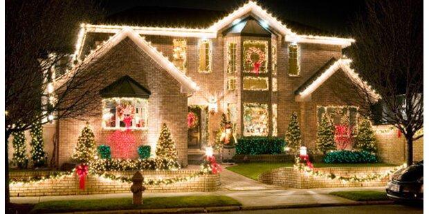 Weihnachtliches Lichtmeer-Leucht-Deko im Überblick